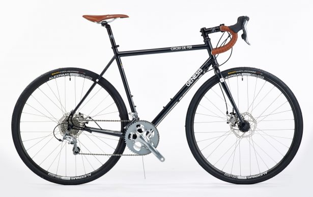 The Genesis Croix de Fer, 2014 model