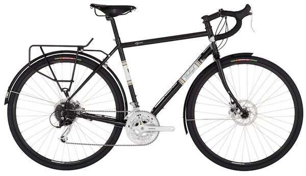 The Raleigh Sojourn, 2014 model