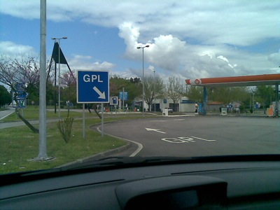In portugal, gas stations are released under the GPL license