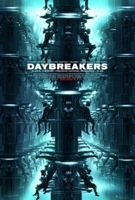 Daybreakers (2009) official cover