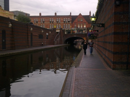 The famous bham canals