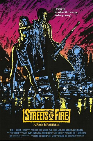 Streets Of Fire, what a discover!